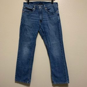 Men's Levi's 559 relaxed straight leg denim jeans